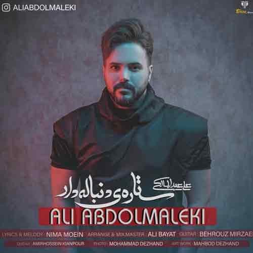 دانلود آهنگ ستاره دنباله دار علی عبدالمالکی