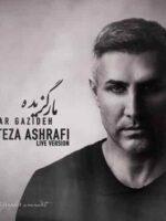 دانلود ورژن اجرای زنده آهنگ مرتضی اشرفی مار گزیده