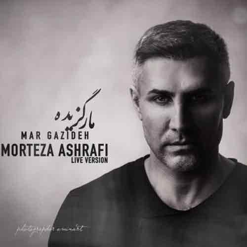 دانلود ورژن اجرای زنده آهنگ مار گزیده مرتضی اشرفی