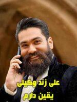 دانلود آهنگ یقین دارم علی زند وکیلی
