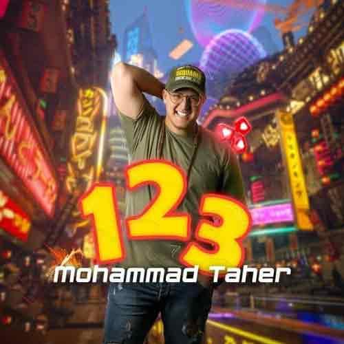دانلود آهنگ 123 محمد طاهر